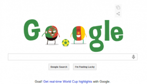 Google Fixed Their Cameroon Flag World Cup Doodle