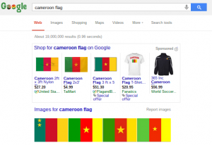 cameroon flag - Google Search