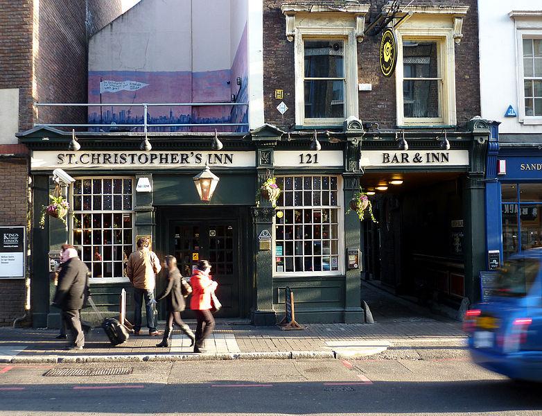 St. Christopher's Inns, Southwark, London