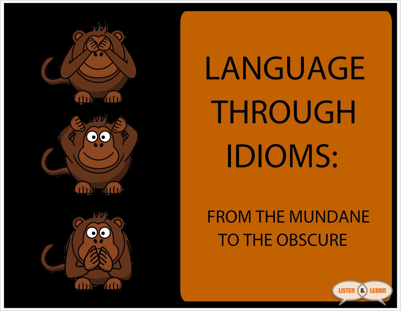 LanguageThroughIdioms