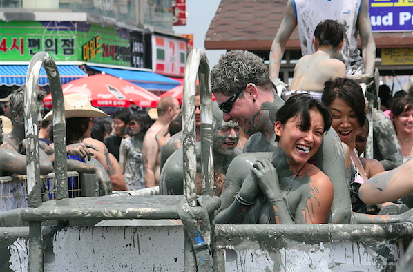 By Stinkie Pinkie (originally posted to Flickr as Mud Fest 2008) [CC BY 2.0], via Wikimedia Commons