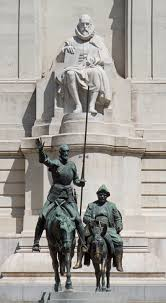 the contribution and influence of miguel de cervantes in the literary world We especially revere the genius of shakespeare in the english-speaking world, but i'd like to focus on the genius of another writer, a spanish one, miguel de cervantes, who shaped our world.