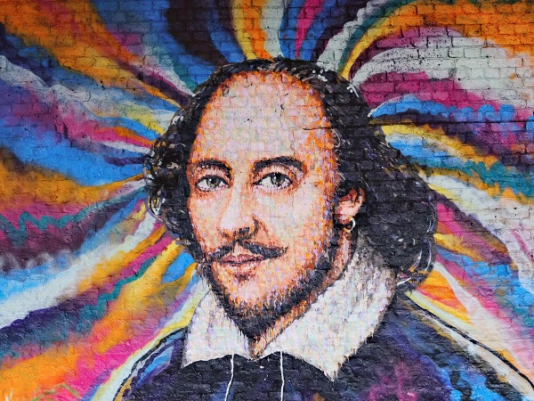 Psychedelic Shakespeare